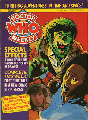 Doctor Who Weekly #30