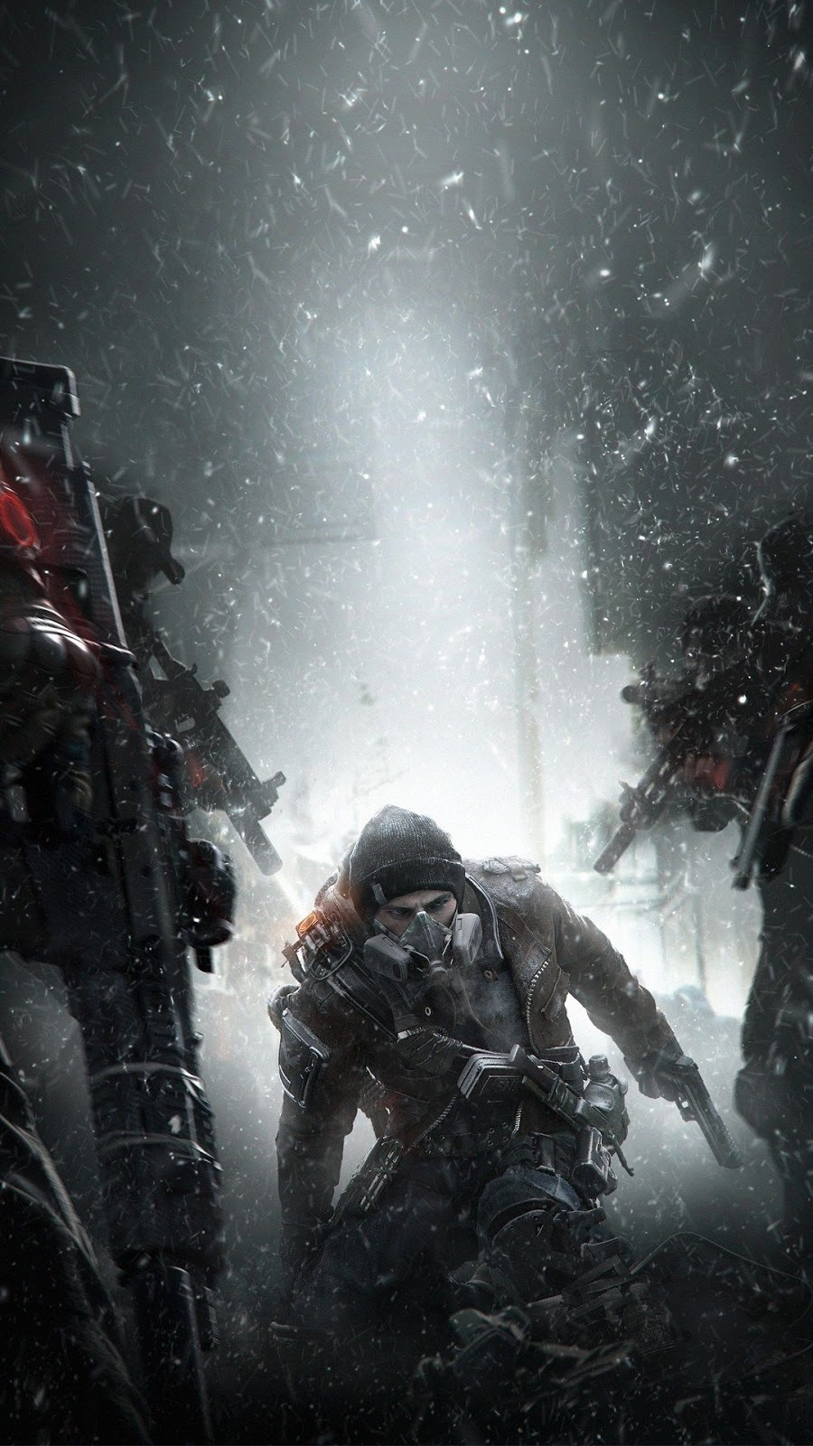 iPhone X Wallpapers 4k Fresh tom Clancys the Division Survival 4k