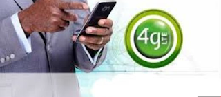 Glo 4G Lte Network   Activation & Data Plan Subscription Codes price in nigeria