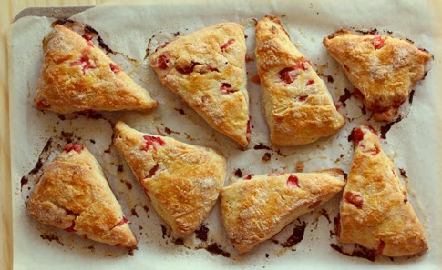 Strawberry Scones Recipe
