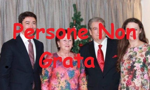 Gli Stati Uniti dichiarano non grata Sali Berisha e la sua famiglia per la massiccia corruzione e l'uso del potere per arricchire se stesso ei suoi alleati