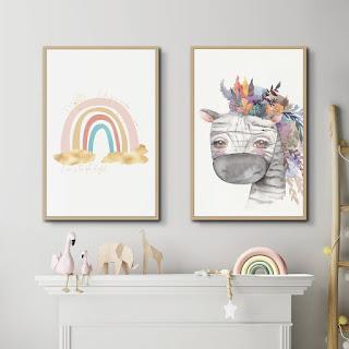Posterlounge - Decorar a nossa casa