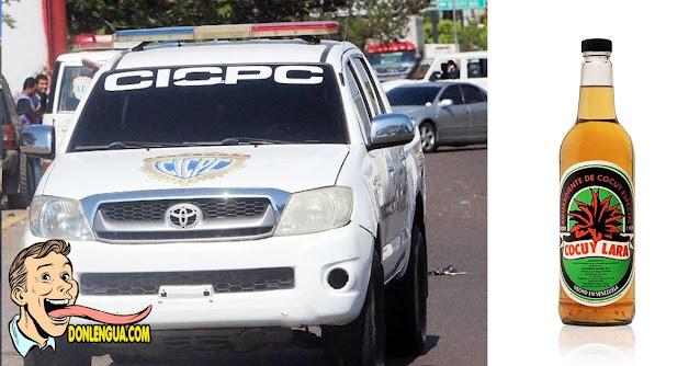 Dos detenidos por matar a un amigo por una botella de Cocuy