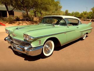 1958 Cadillac Coupe de Ville Front Left