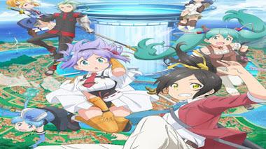 Shachou, Battle no Jikan desu! 12/12 [Sub-Español][MEGA-MF-GD][HD-FullHD][Online]