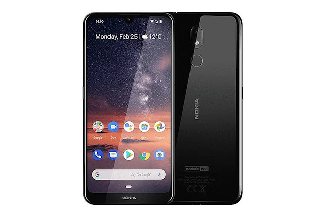 Nokia 3.2 with a dedicated Google Assistant button launched in India at Rs. 8,990