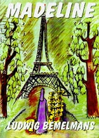Image of Madeline on Top Ten Tuesday Childhood Book Characters on Blog of Extra Ink Edits from Writing Consultant and Editor providing editing services for writers, including query critique, synopsis polish,beta reading