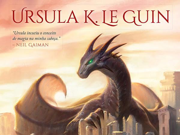 [Resenha] Ciclo Terramar, livro 1: O Feiticeiro de Terramar, de Ursula K. Le Guin e Arqueiro