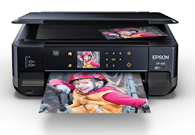 rated unbeatable photo quality from an ultra Epson Expression Premium XP-610 Driver Downloads