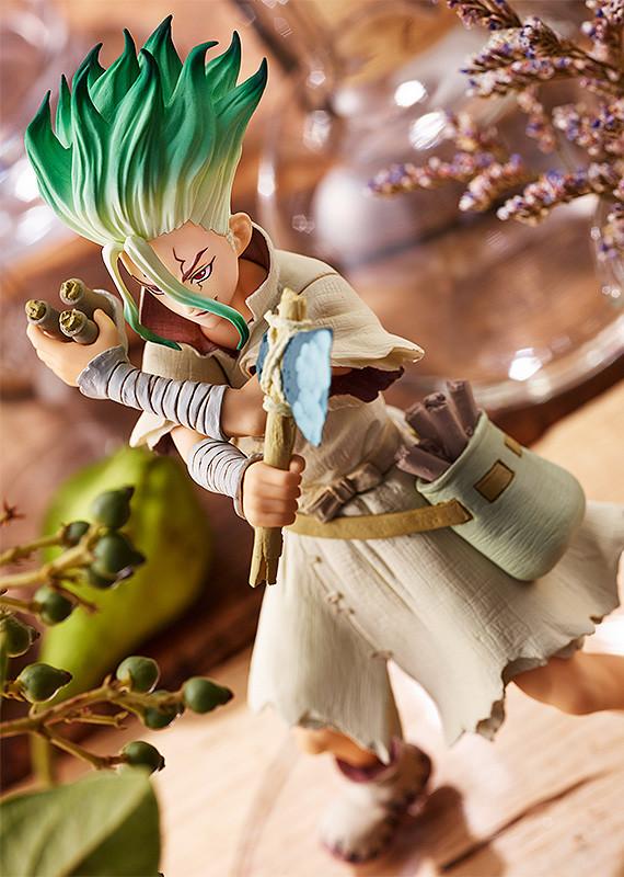 """Figuras: POP UP PARADE Senku Ishigami de """"Dr. STONE"""" - Good Smile Company"""