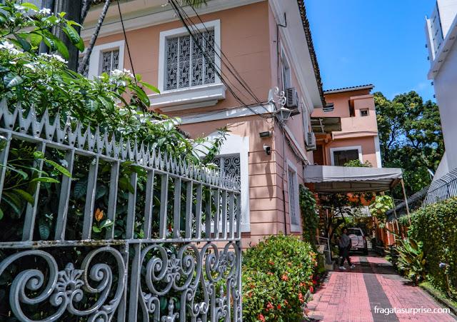 Hospedagem em Recife - Pousada Casa Forte