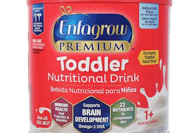 Hộp Sữa Bột Enfagrow Premium Toddler Nắp Đỏ 680g Mỹ