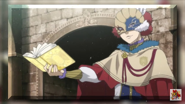 vangeance black clover