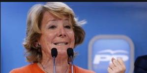 Aguirre desmiente a Bárcenas y anuncia querella criminal