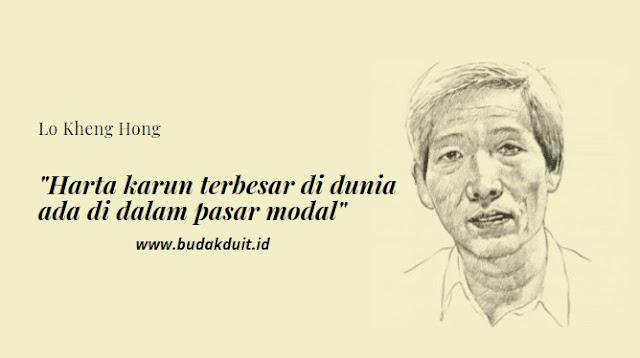 Daftar Portofolio Saham Lo Kheng Hong 2021