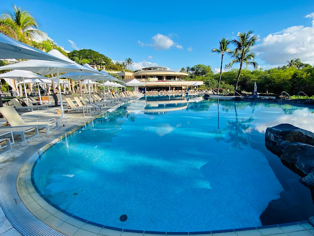Review: Marriott Platinum Upgrade and Benefits at The Westin Hapuna Beach Resort on the Big Island of Hawaii