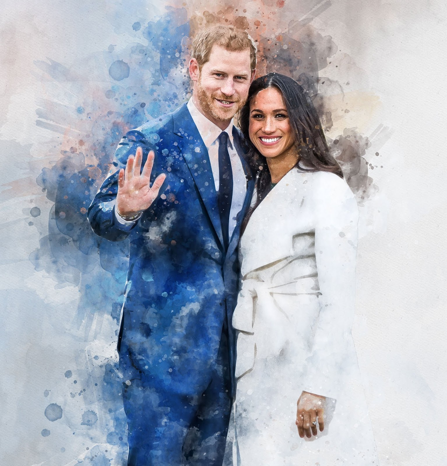 Prince Harry & Meghan Markle's Big Day