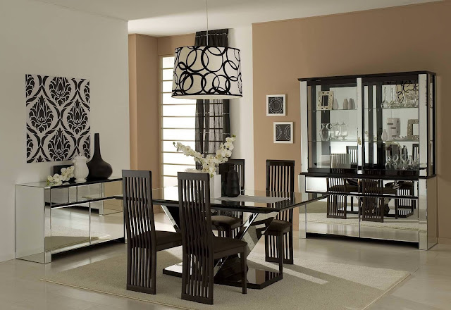Recommendations for Decorating a Dining Room Wall Good