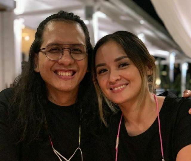 Suami Aktris Joanna Alexandra, Pendeta Raditya Oloan Meninggal Dunia.lelemuku.com.jpg