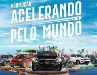 Cadastrar Promoção Bradesco 2018 Acelerando Pelo Mundo Carros Viagens