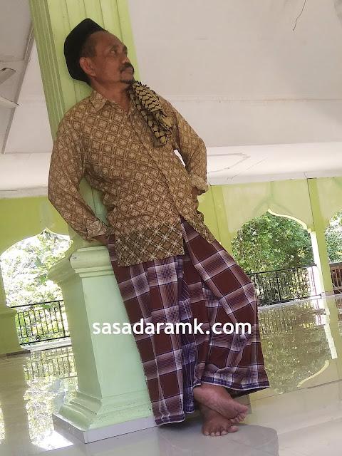 Kyai Ahmadi, Glapan Gubug