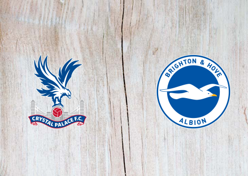 Crystal Palace vs Brighton & Hove Albion -Highlights 18 October 2020