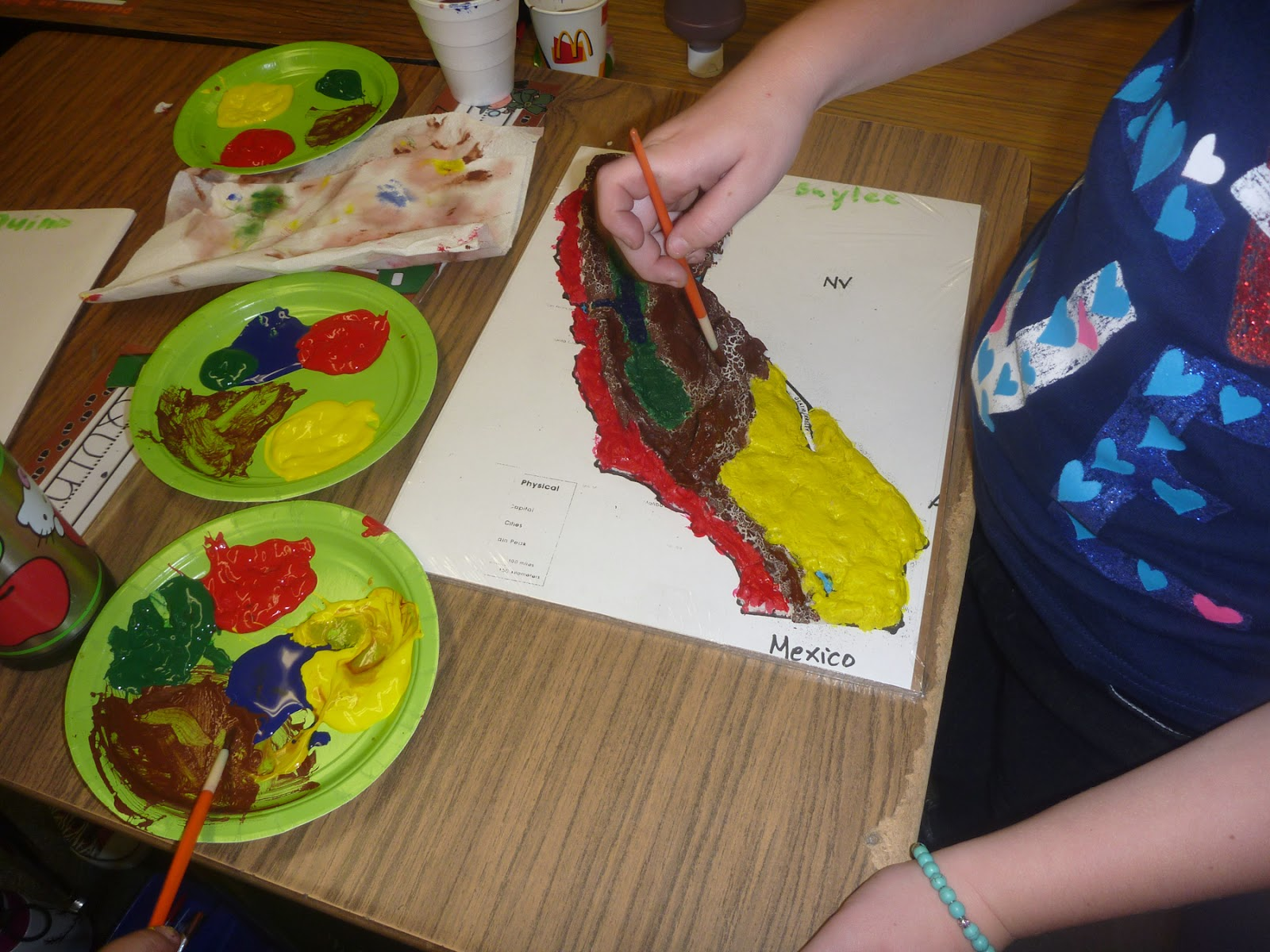 Explorations Of A Fourth Grade Teacher California