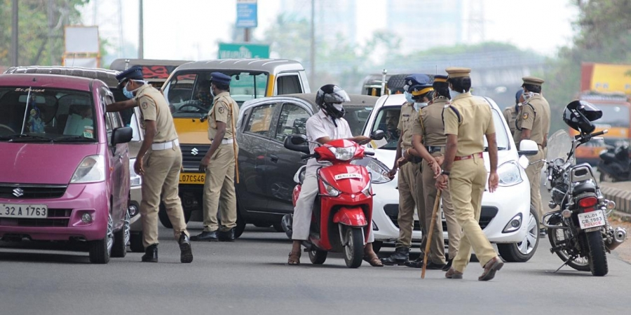 Closing violation: 785 cases in the state today; 672 arrests; 239 vehicles were seized,www.thekeralatimes.com