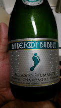 Barefoot Moscato Spumante Champagne