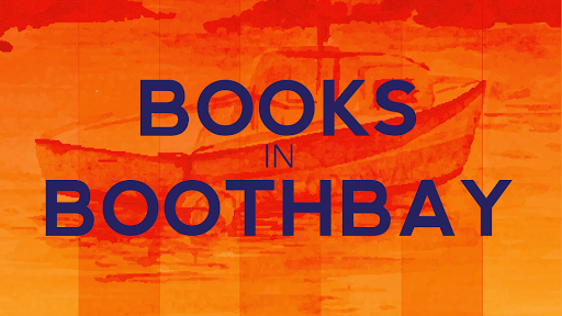 <center>Books in Boothbay</center>