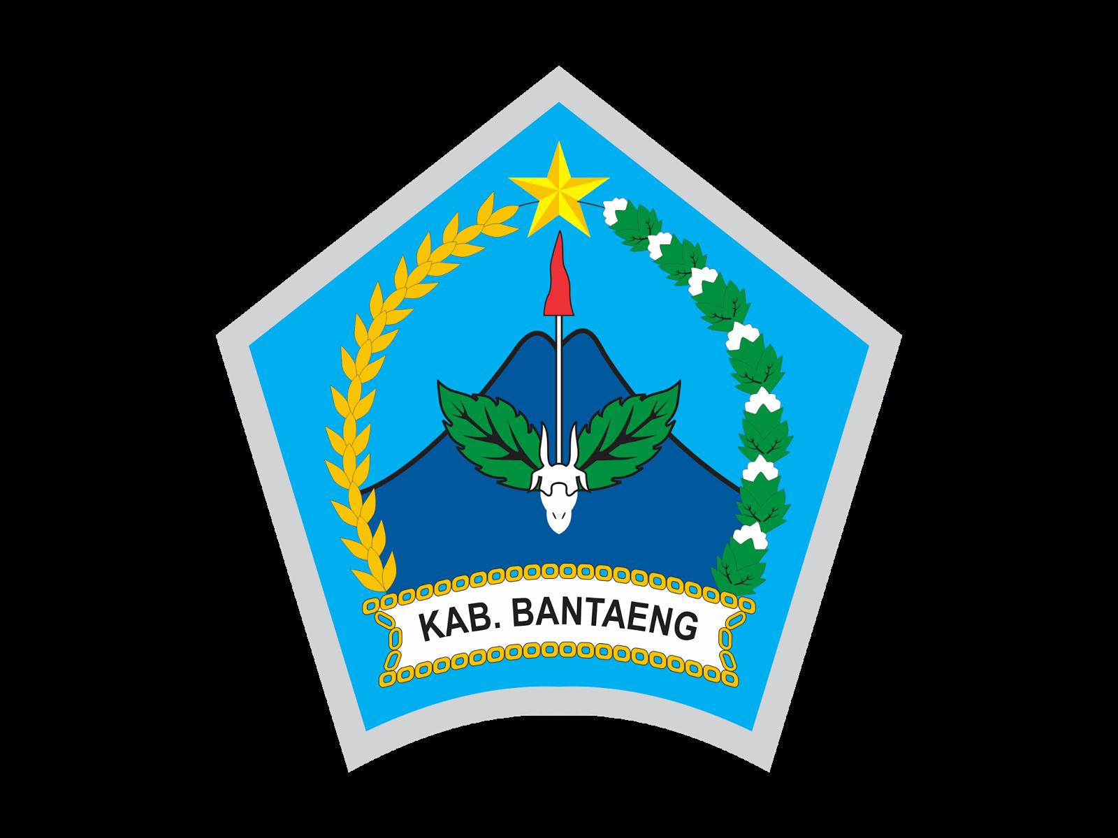 Logo Kabupaten Bantaeng Vector Cdr Png Hd Logo Vector