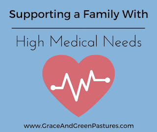 Supporting a Family with High Medical Needs