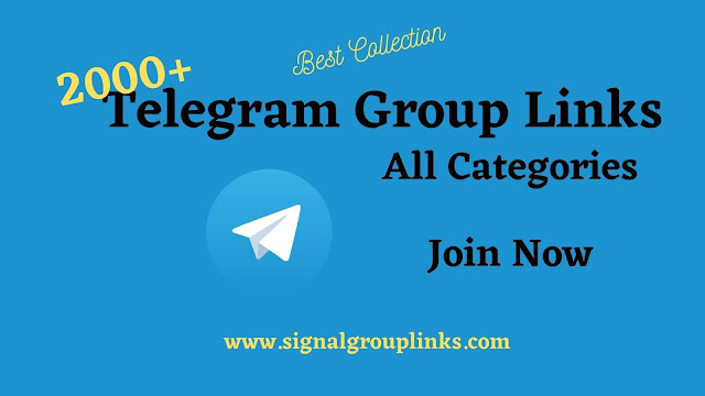 Telegram-Group-Links