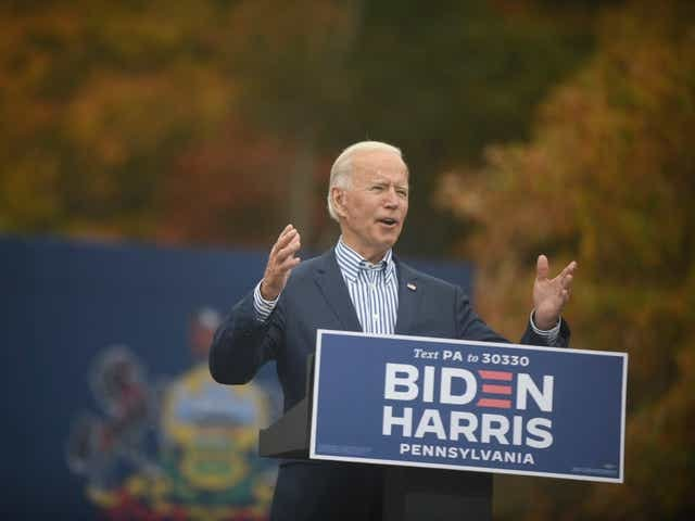 US Presidential election : Joe Biden stands at 270 after winning in Wisconsin and Michigan