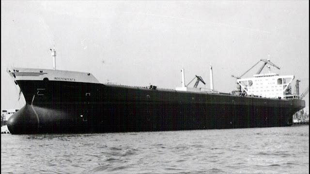 Independenta Tanker Gemisi