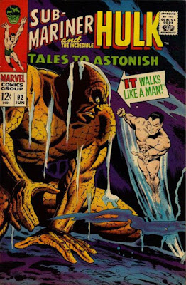 Tales to Astonish #92, Sub-Mariner