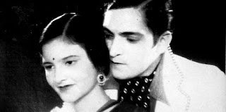 Kokila and Yusuf Effendi in Gentleman Daku