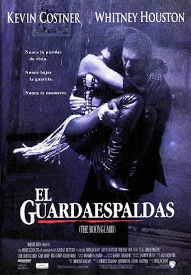 The Bodyguard 1992 DVD R1 NTSC Latino