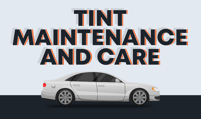 The Car Window Tint and its Maintenance
