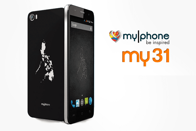 MyPhone My31 black