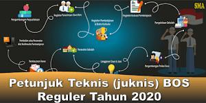 Petunjuk Teknis (juknis) BOS Reguler Tahun 2020
