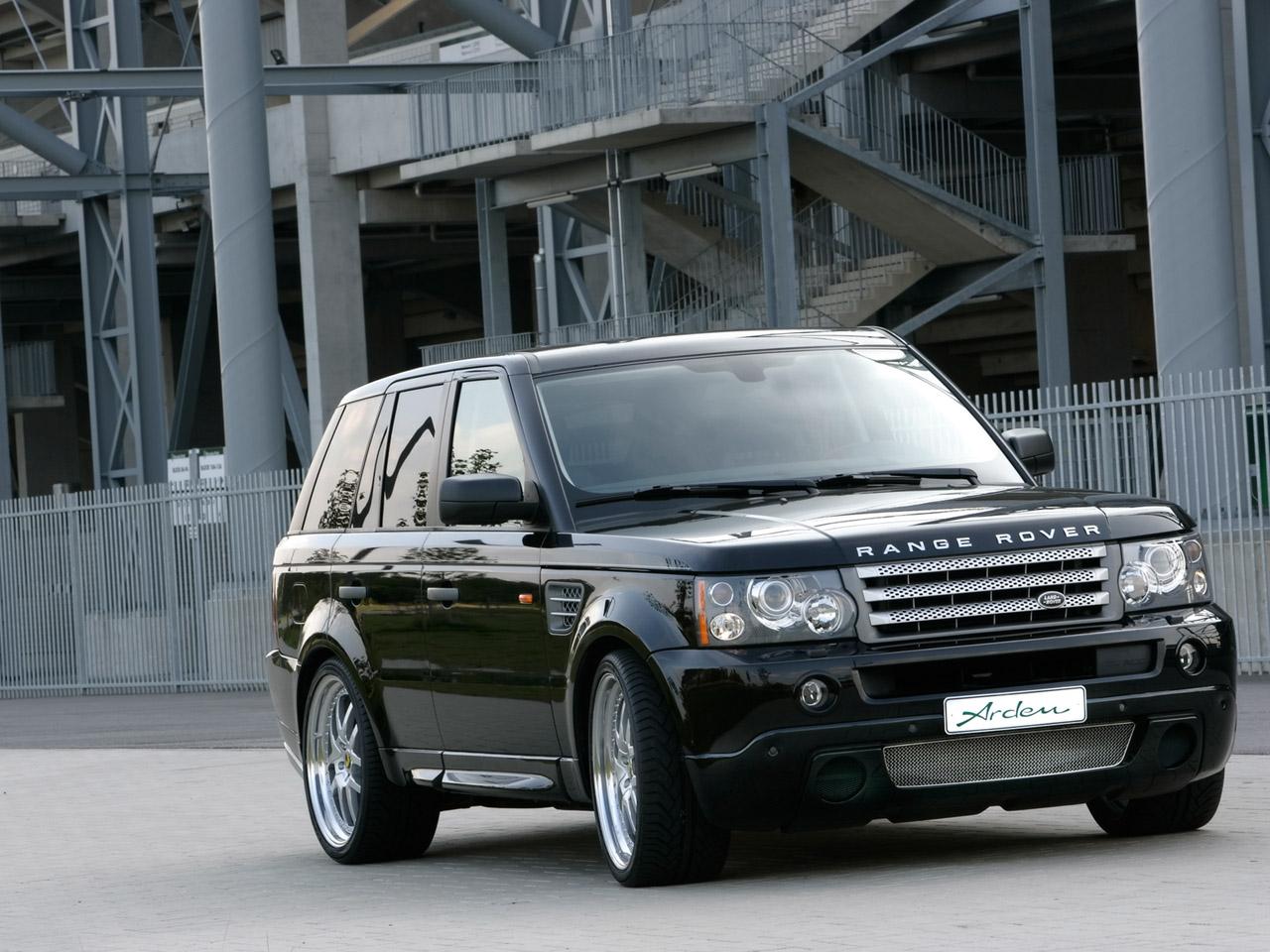 land rover range rover black automotive todays. Black Bedroom Furniture Sets. Home Design Ideas
