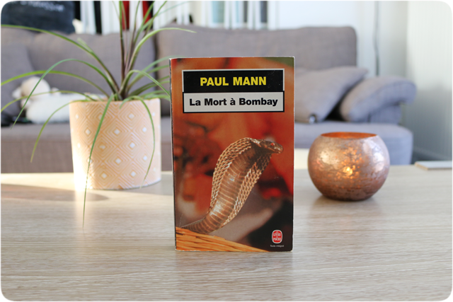 La Mort à Bombay de Paul Mann