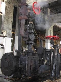 Distillerie Longueteau, machineries
