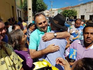 """Lucélio: """"A Paraíba precisa de uma nova agenda de desenvolvimento"""""""