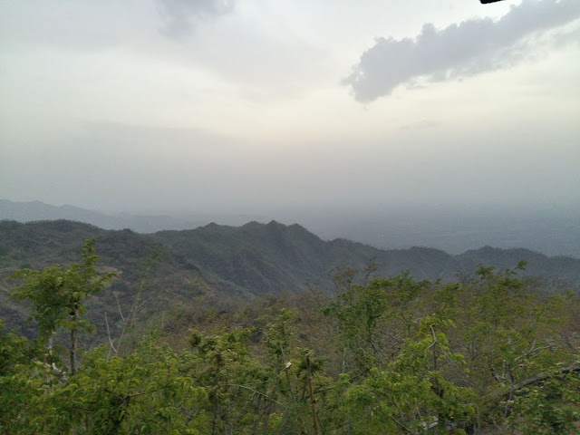 Kumbhalgarh landscape