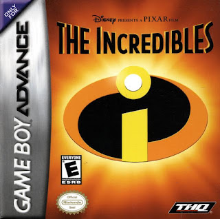 The Incredibles ( BR ) [ GBA ]