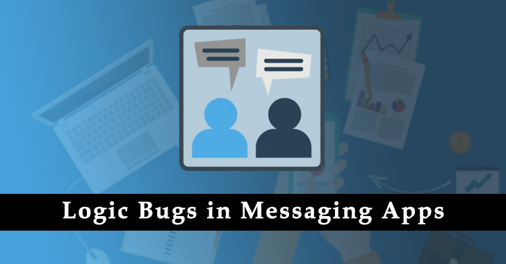 Messaging apps bug