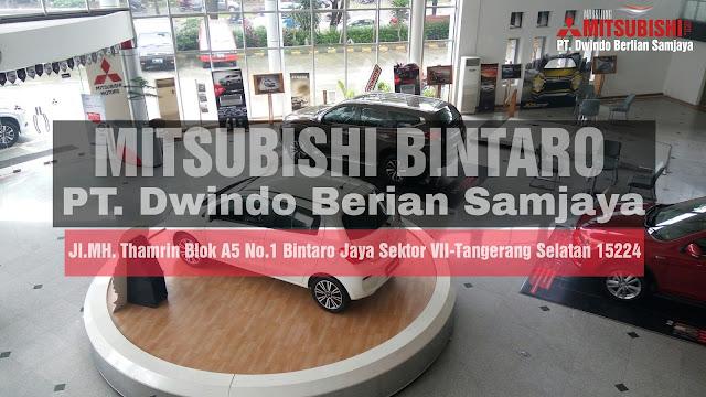 PT.Dwindo Berlian Samjaya Mitsubishi Bintaro Tangerang Banten