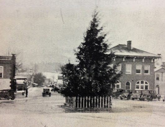 A County-wide Christmas in 1929
